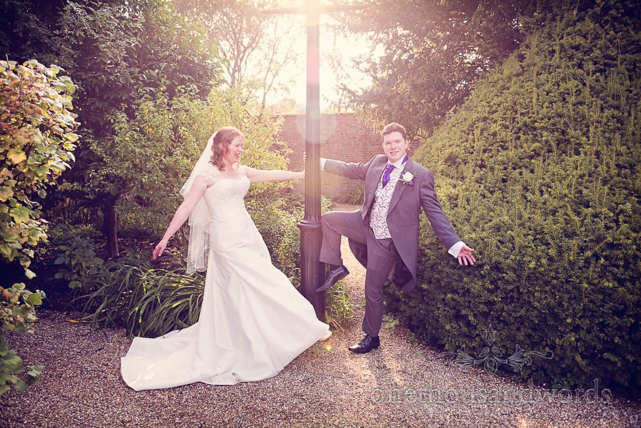 Eastbury Hotel Wedding Photographs in Sherborne