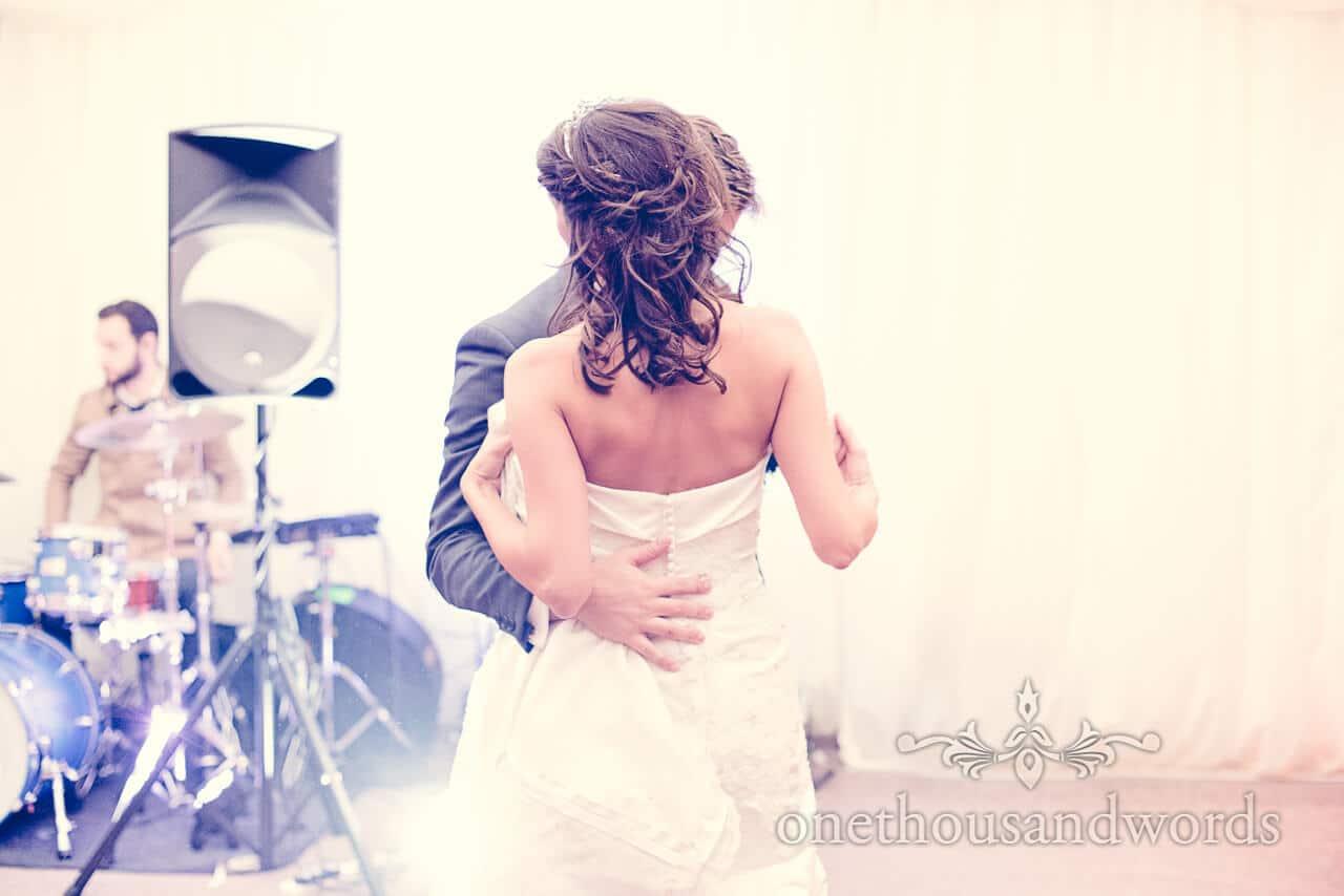 First dance at Studland Bay House Wedding