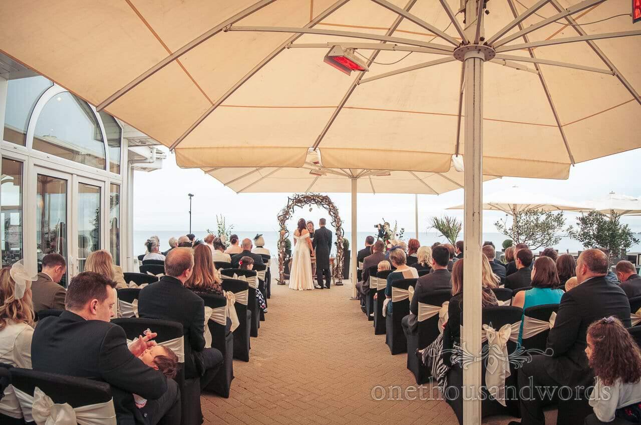 Alec And Vicky's Art Deco Wedding