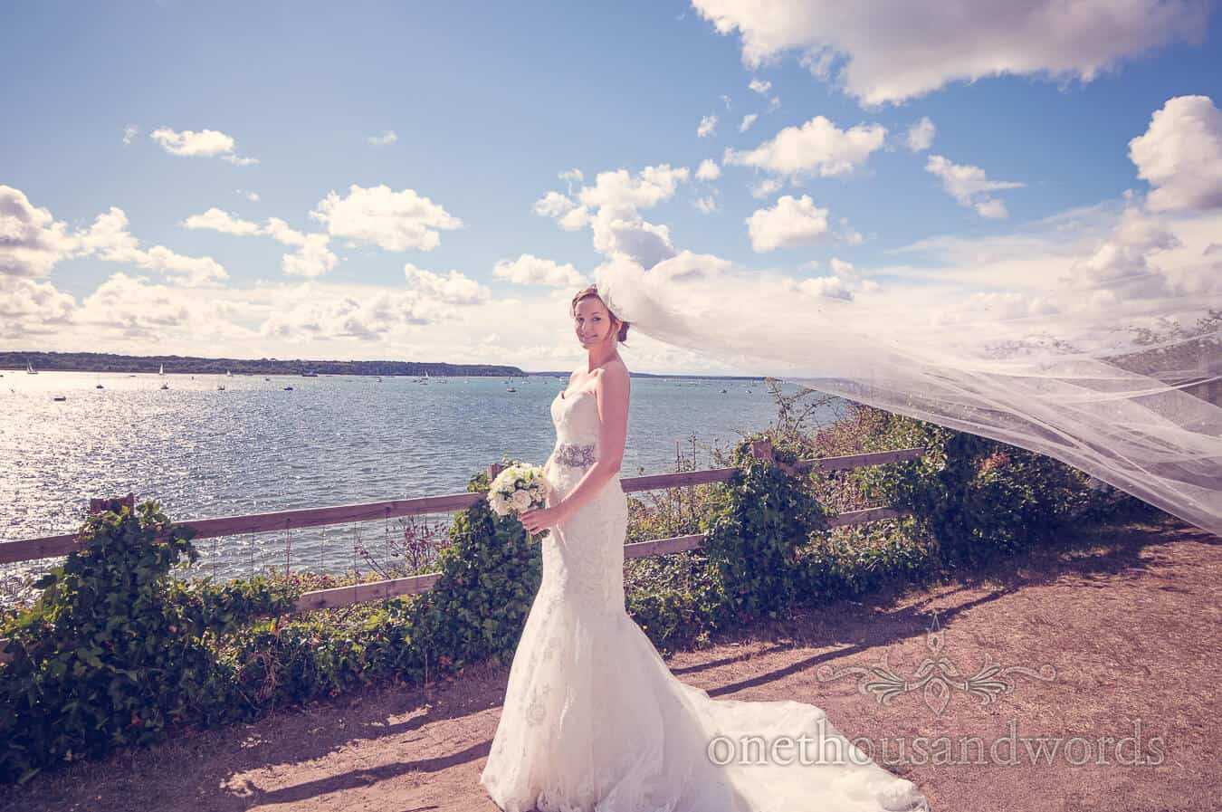 Poole Wedding Venue Photographs at Harbour Heights Hotel Wedding