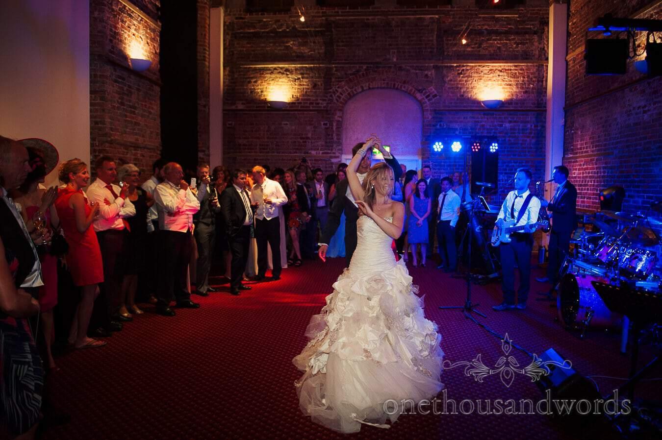 Highcliffe Castle Wedding Photography First Dance