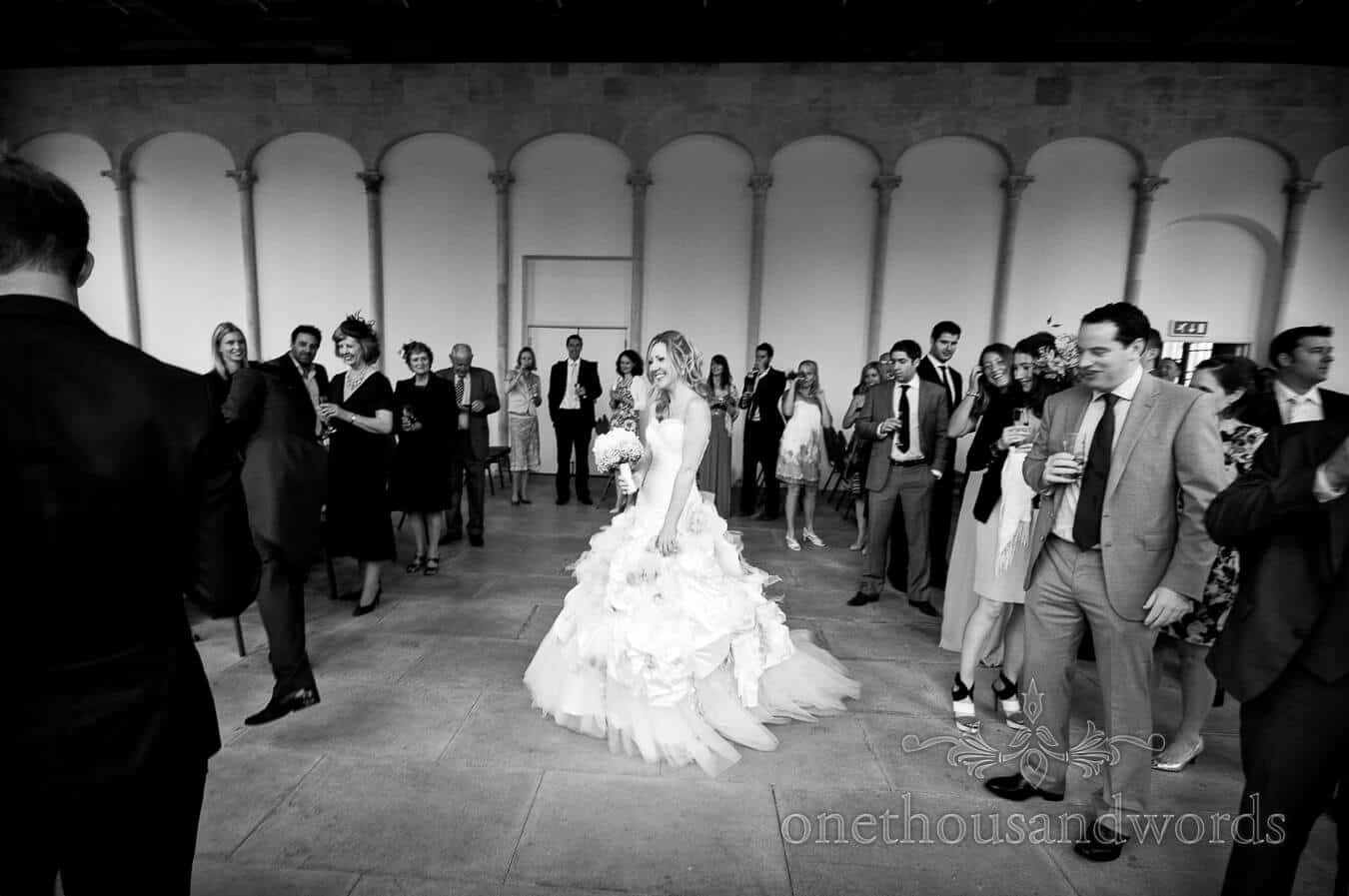 Highcliffe Castle Wedding Photographs with Daniella and Dave