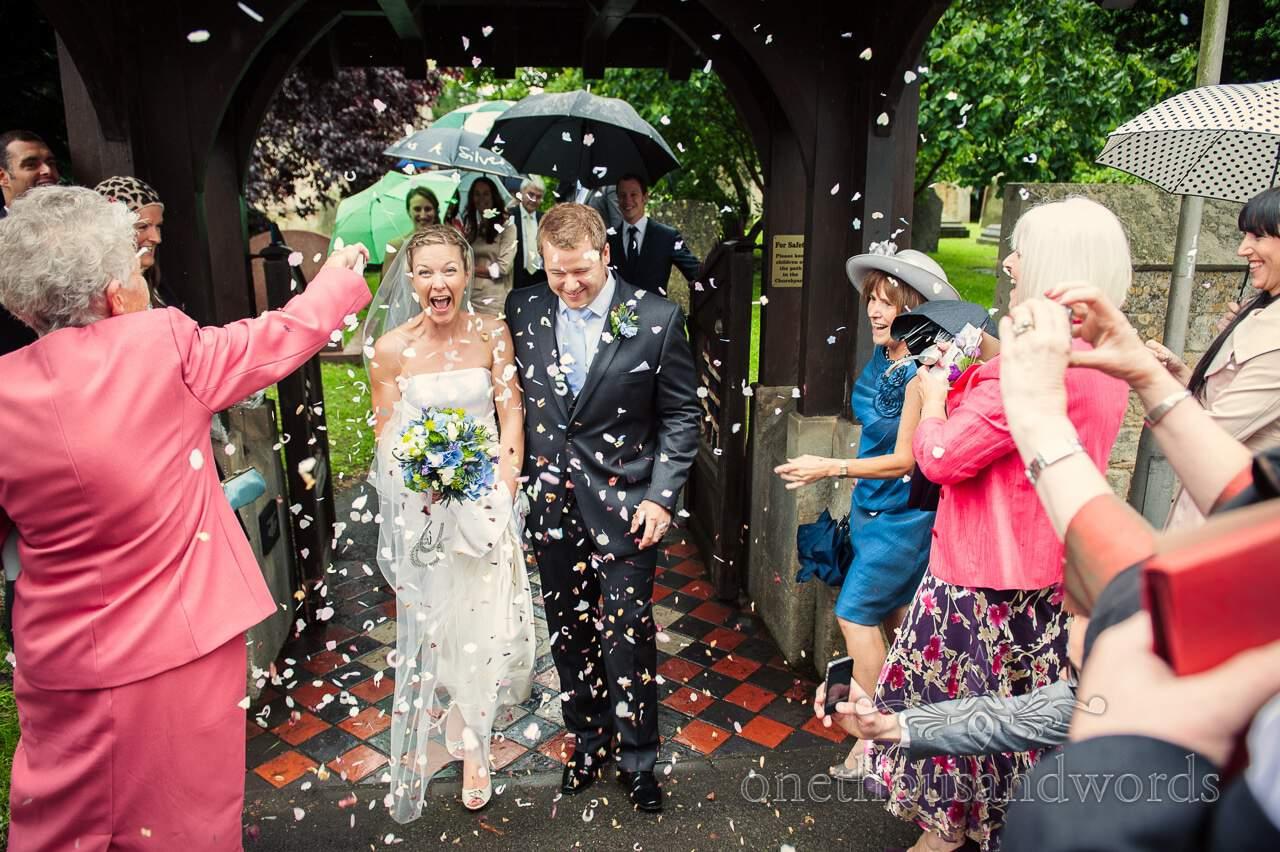 Ali & Mark's Bathampton Wedding Photographs Review