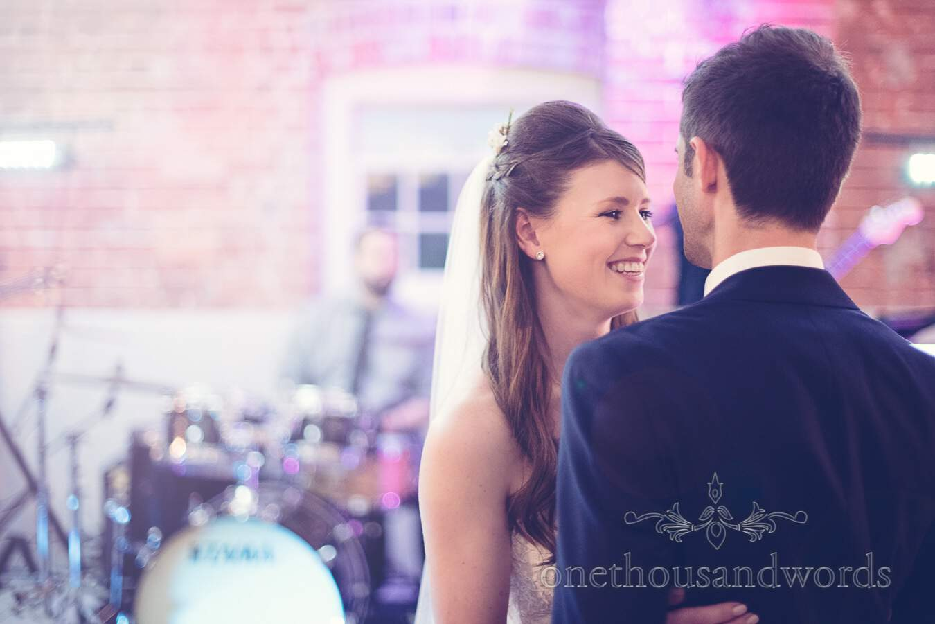 First dance from wedding at Sopley Mill