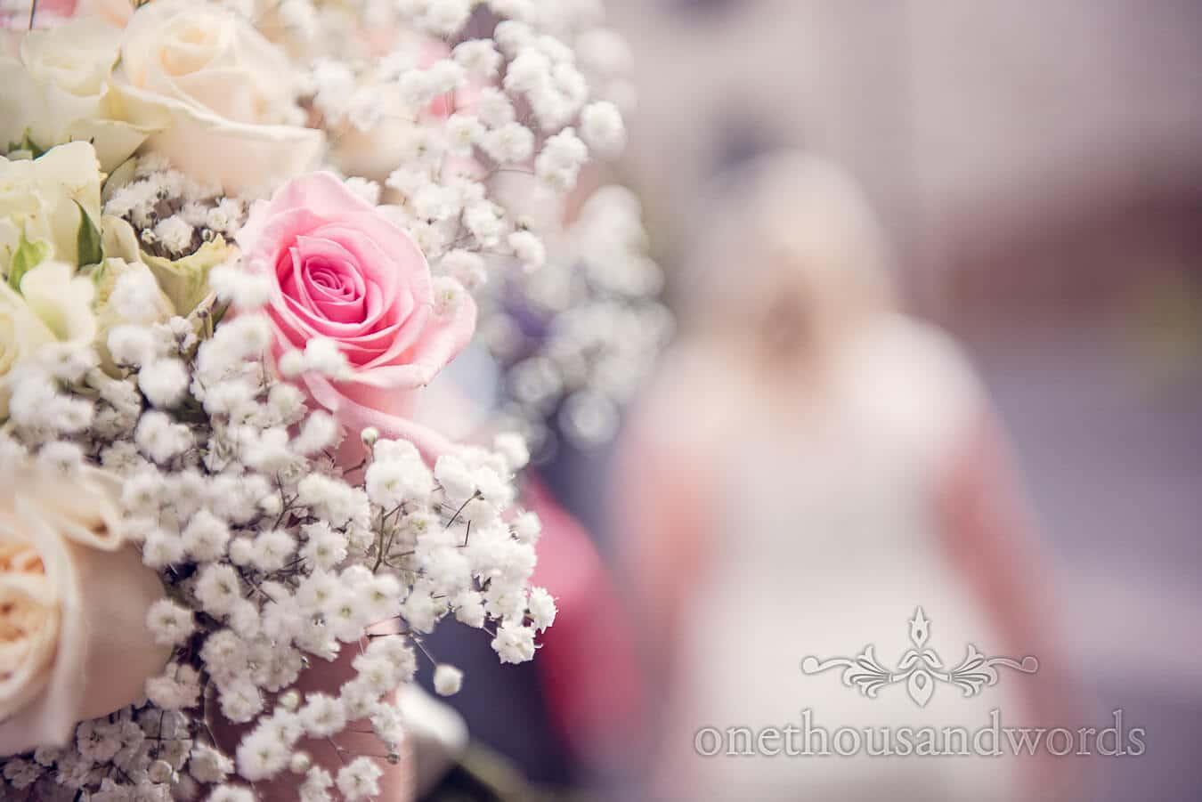 Wedding bouquet from Purbeck Golf Club Wedding