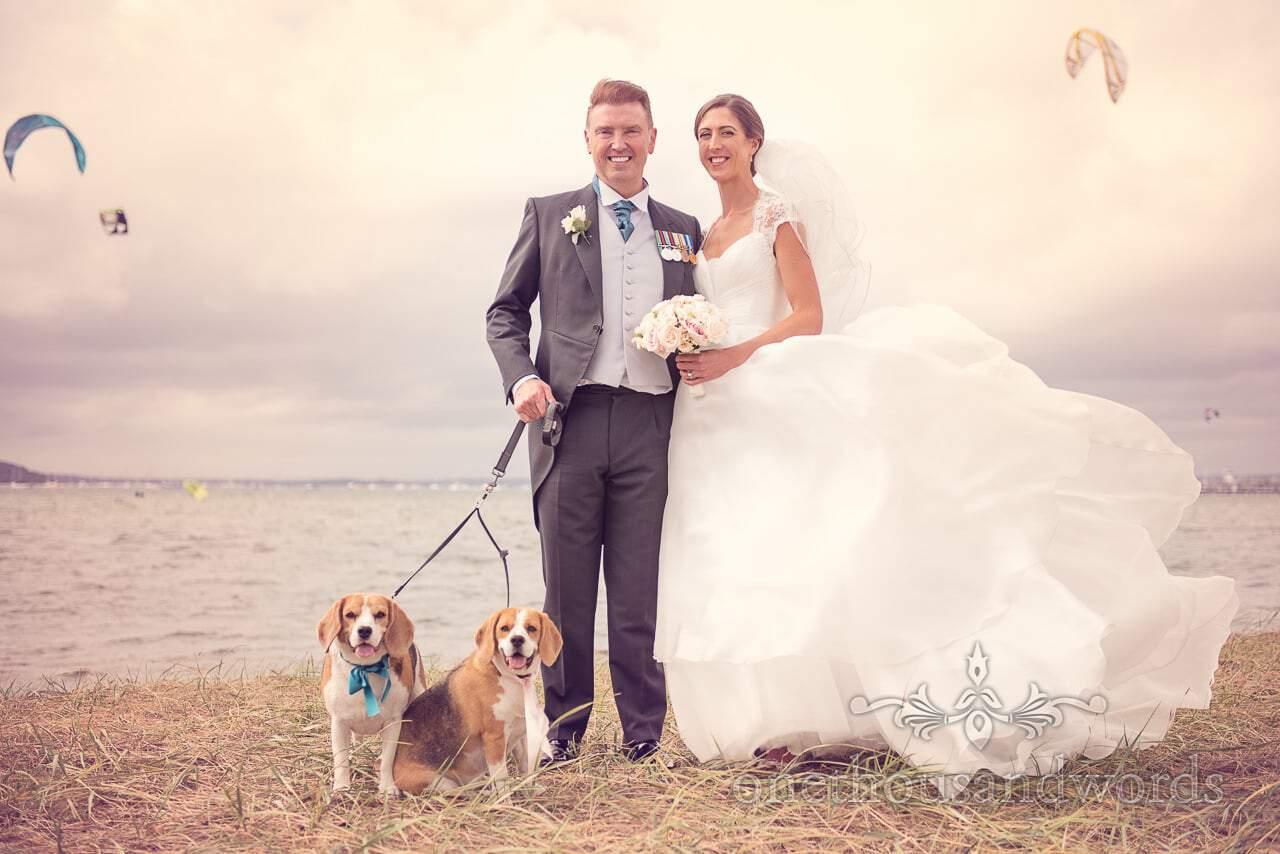 Katy & Matt's Harbour Heights Hotel Wedding Photographs Review