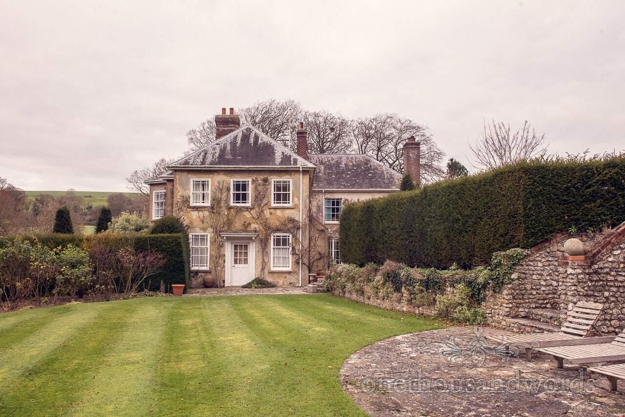 Plush Manor Country House wedding venue in Dorset
