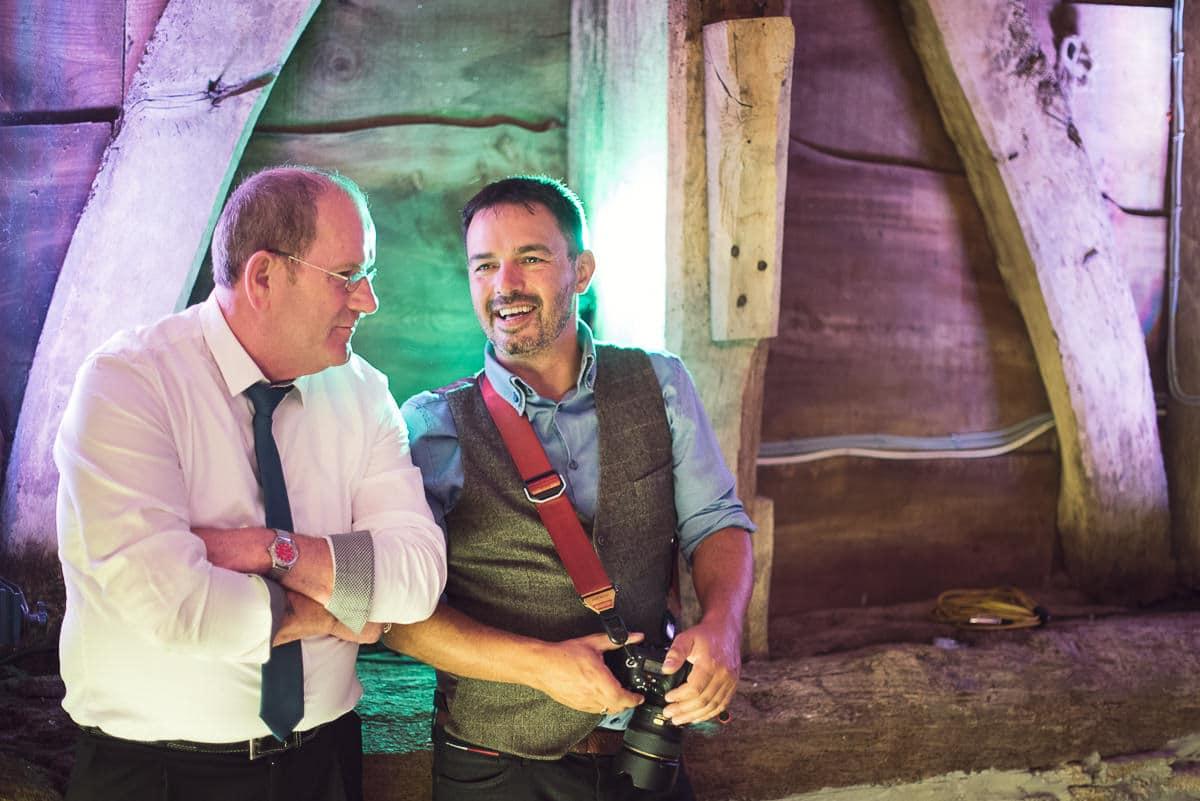 Documentary wedding photographer in Dorset and Hampshire  Murray Lambert