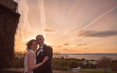 Louise & Dan's Walton Castle Wedding Photographs Review