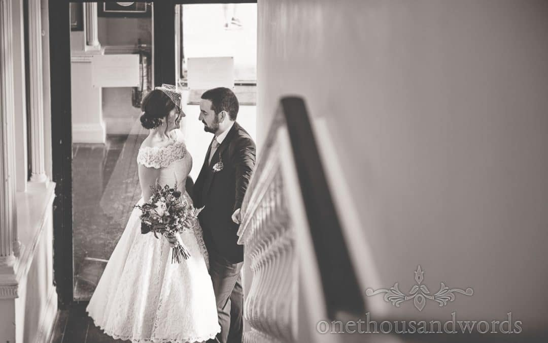 Amy & Neil's Greenwich Wedding Photographs Review