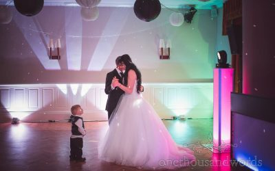 Tash & Gavin's Rock And Roll Wedding Photographs Review