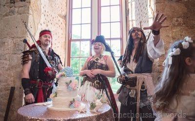 Zoya & JP's At Lulworth Castle Photographs Review