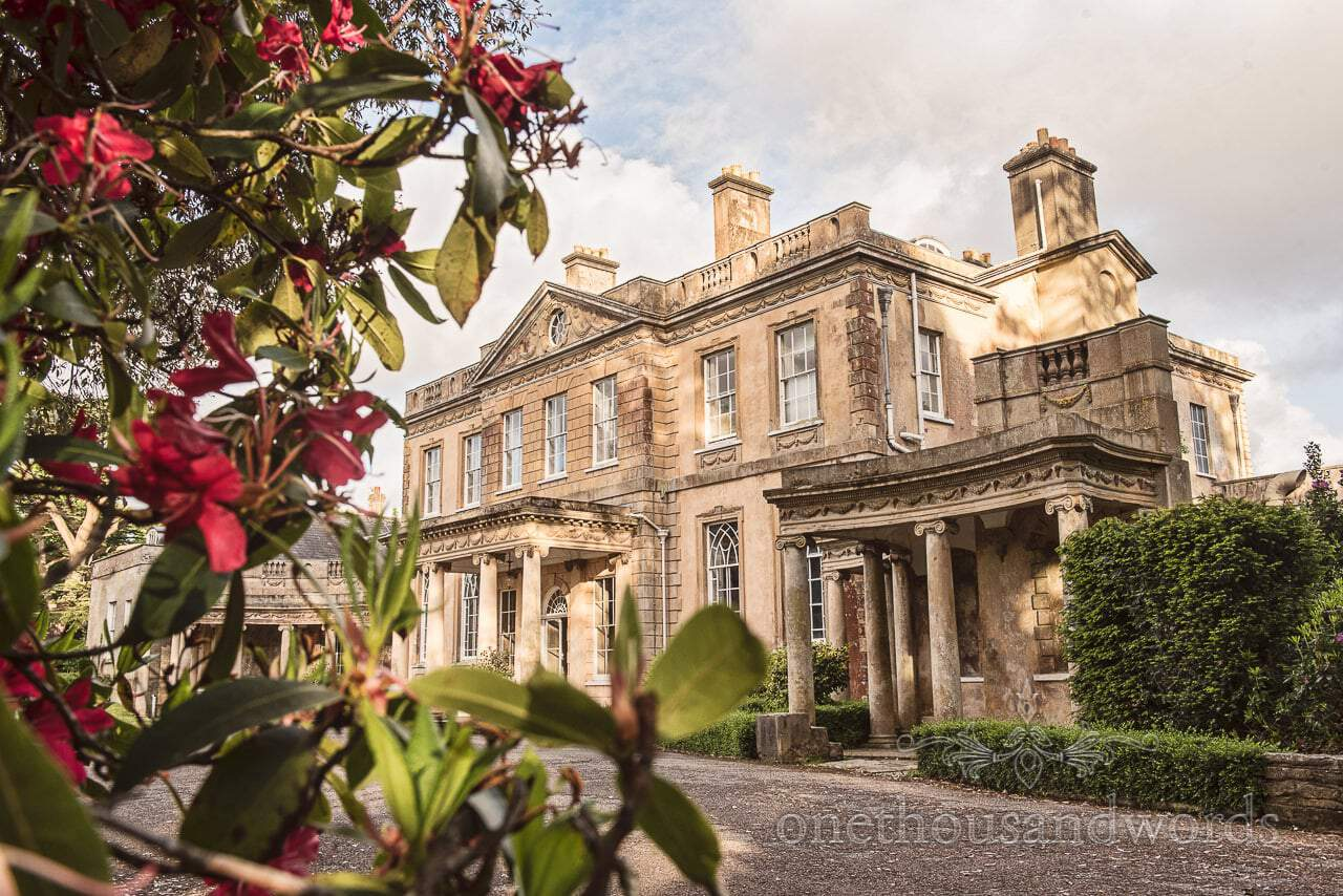 Upton Country House wedding venue in Poole, Dorset