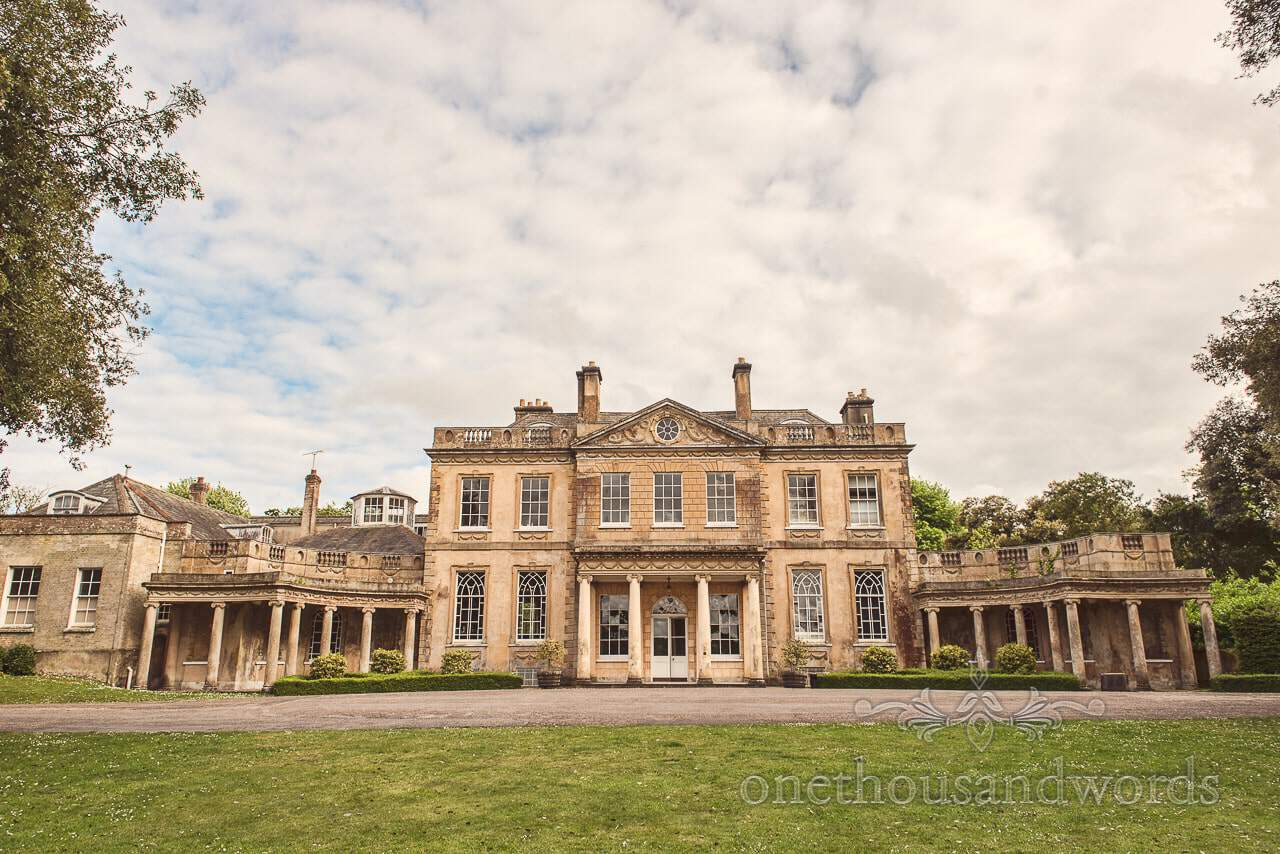 Upton House country house wedding venue in Poole, Dorset