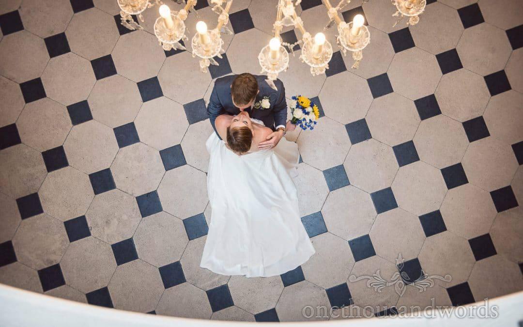 Upton House Wedding Photographs with Nautical Details – Emily & Giles