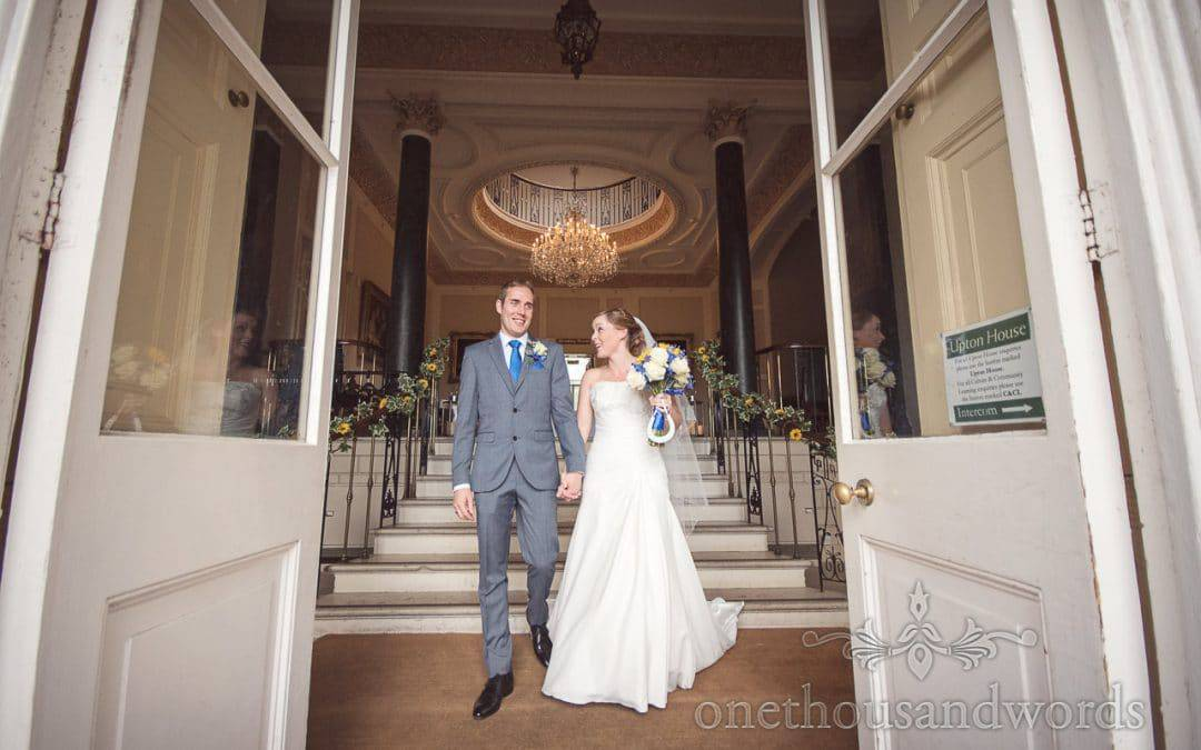 Emily & Giles' Upton House Wedding Photographs Review