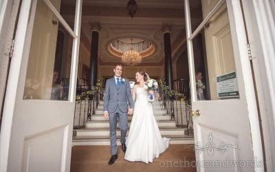 Emily & Giles' Upton House Wedding Photographs Review