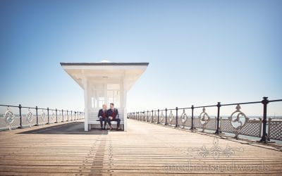Scott & Paul's Same Sex Wedding By The Sea Photographs Review