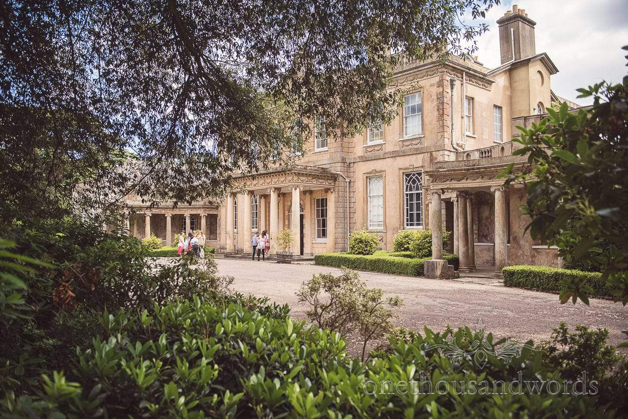 Upton House stately home wedding venue in Poole, Dorset