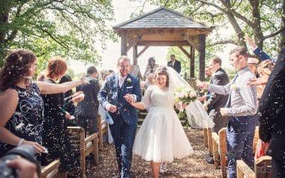 Carly & Alex's Coppleridge Inn Wedding Photographs Review