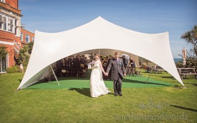 Julia & Matt's Grand Hotel Swanage Wedding Photographs Review