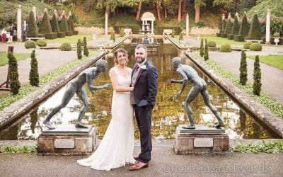 Holly & Barney's Winter Wine Italian Villa Wedding Review