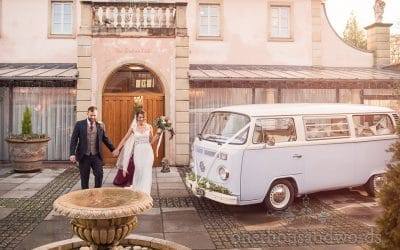 Italian Villa Wedding Photos – Holly & Barney's Winter Wine Wedding