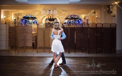 Italian Villa Wedding Venue Photographs – A Winter Wonderland Wedding