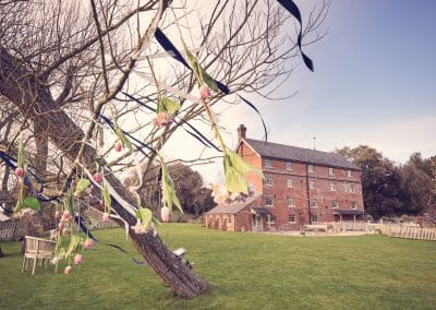 Sopley Mill wedding photographers one thousand words Dorset wedding venue