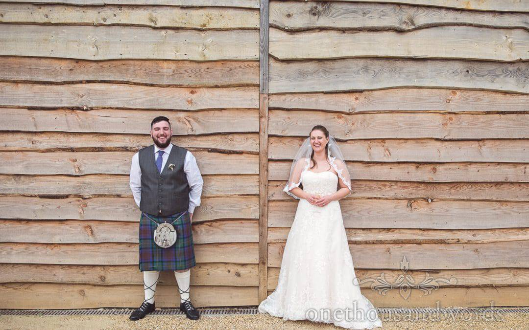 Tithe Barn Symondsbury Wedding Photographs with Ellie and Josh