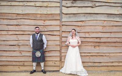 Tithe Barn Symondsbury Wedding Photographs with Ellie and Josh