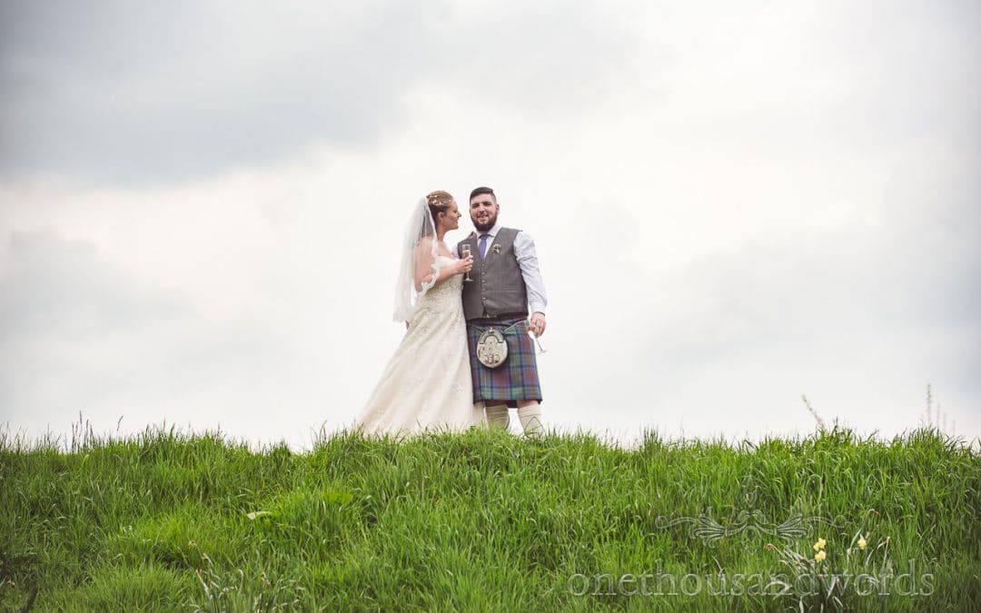 Ellie & Josh – Tithe Barn Wedding Review