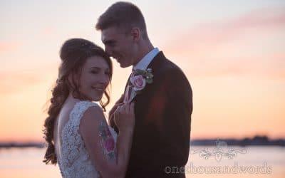 Ashleigh & Adam – Swanage Wedding Review