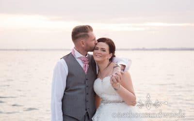 Tara & Jason – Sandbanks Hotel Wedding Review