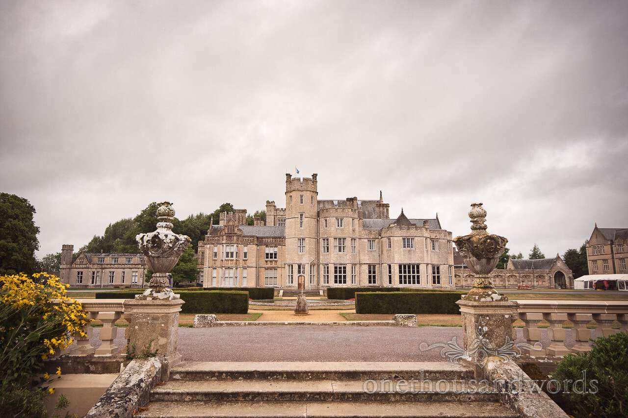 Exterior photo of Manor House Canford School