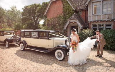 Old Vicarage Wedding Photographs with Frankie and Tom