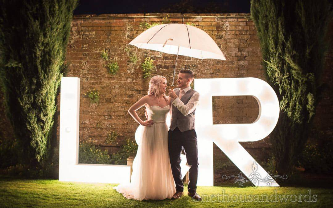 Parley Manor Wedding Photographs with Lizzie & Rob