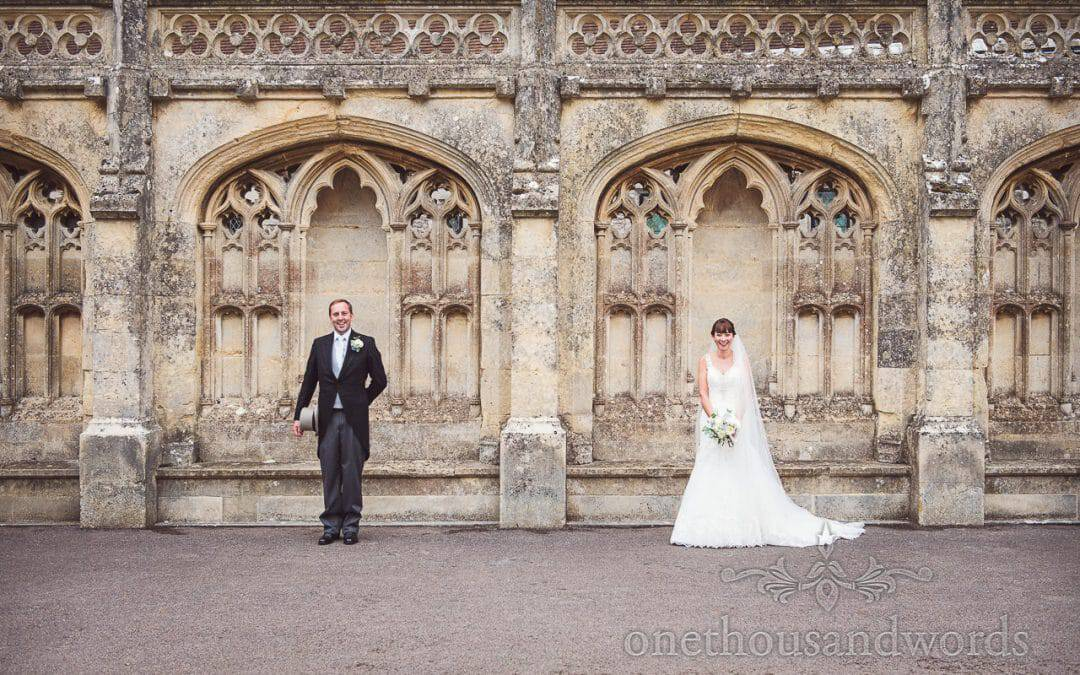 Canford School Wedding Photographs with Hayley and Steven