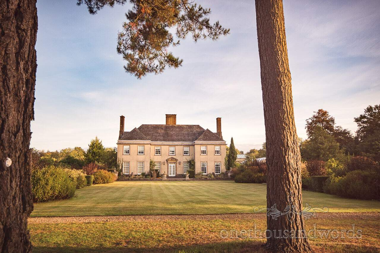Hethfelton House Wedding Photographs of Dorset wedding venue