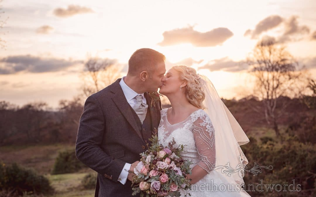 New Forest Tipi Wedding Photographs with Shelly & Chris