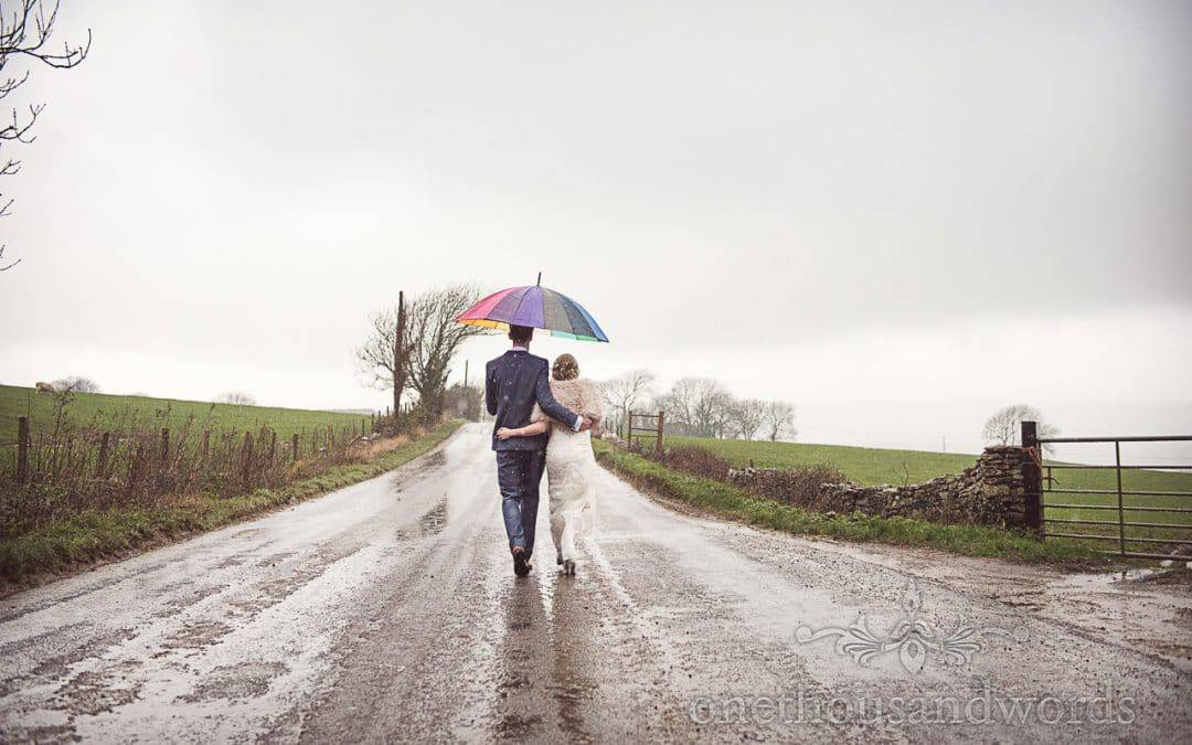 Dorset Courtyard Wedding Photographs in Purbeck, Dorset