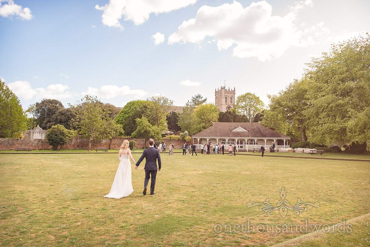 Kings Arms Wedding At Christchurch Pavilion Documentary Wedding Venue Photograph by one thousand words