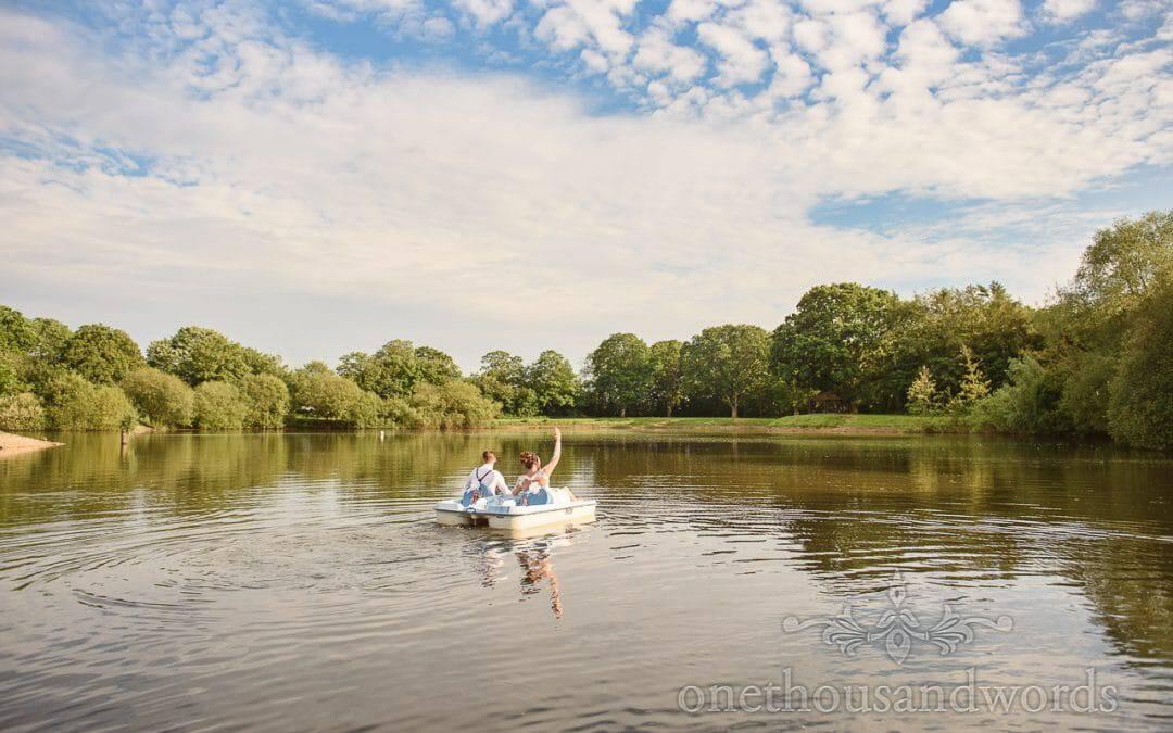 Sopley Lake Wedding Photographs