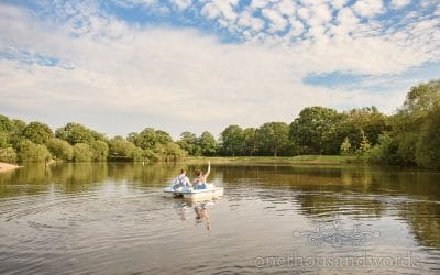 Sopley Lake Wedding Photographs