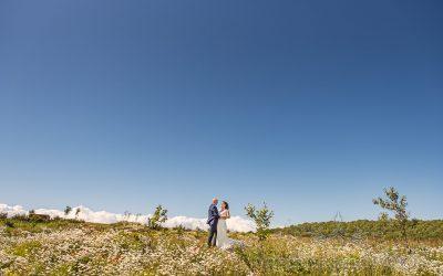 Natasha & Bradley's Tithe Barn Dorset Wedding Photographs Review