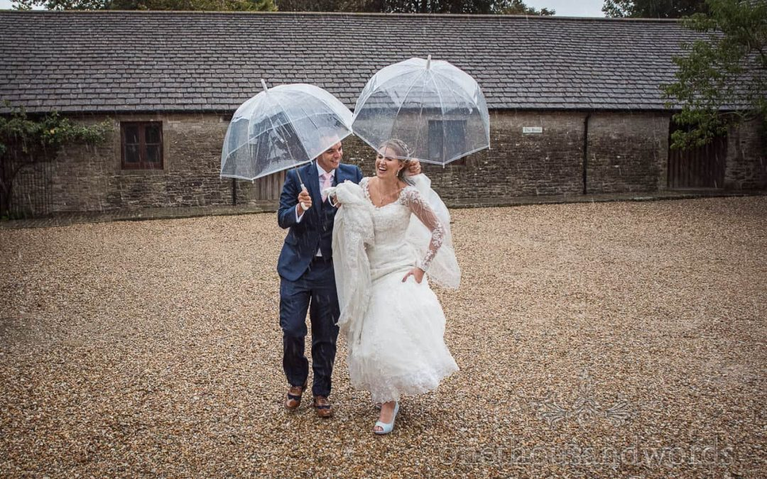 Kingston Barn Wedding Photographs In Dorset With Lisa & Steve