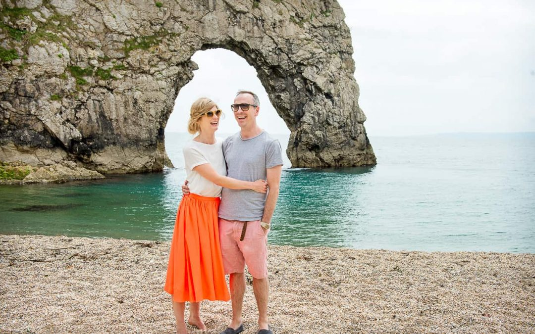 Engagement Photographs In Dorset And Hampshire