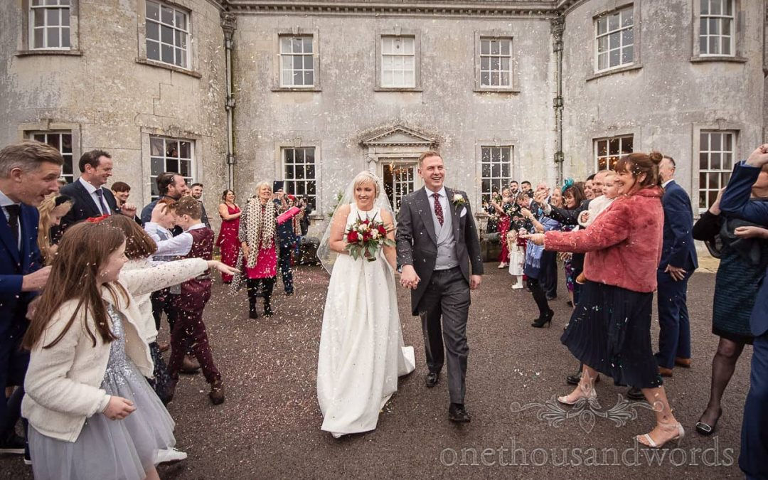 Smedmore House Wedding Photographs With Aimee & Jack