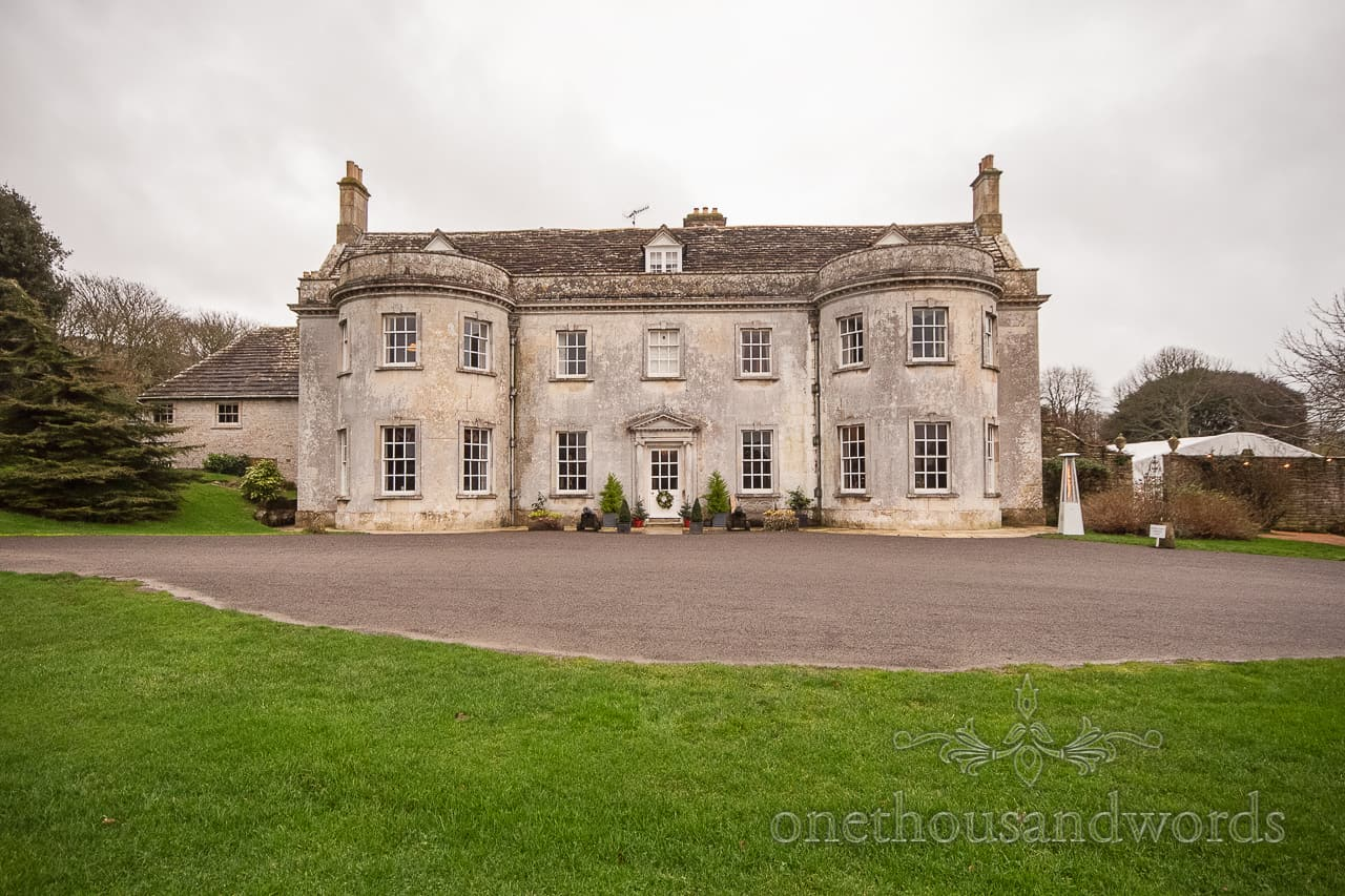 Smedmore House Wedding Photographs Of Dorset Countryside Wedding Venue Stately Home In Kimmeridge by one thousand words photography