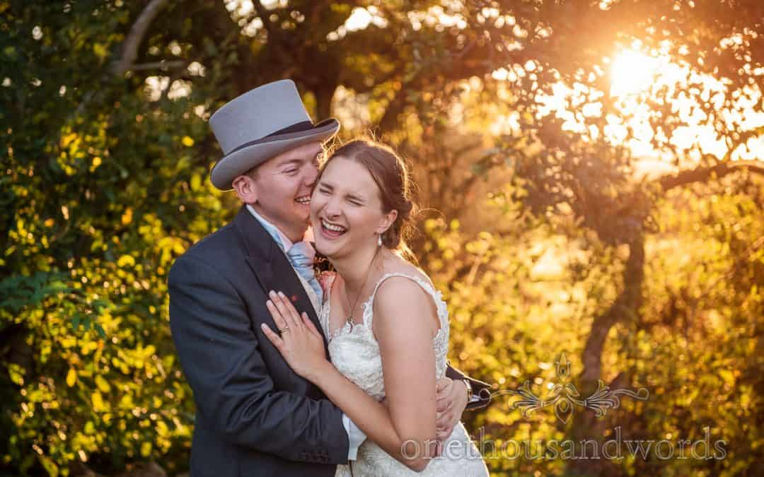 Harmans Cross Village Hall Wedding Photographs With Pippa & Christopher
